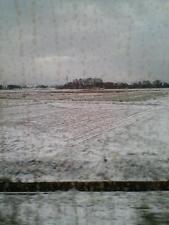 札幌初雪〜