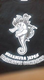 中村JAPAN<br />  ドラマティックカンパニー!