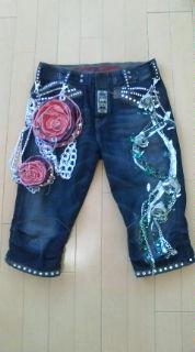 オリジナルジーンズ!