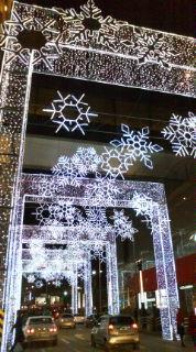 街はクリスマス!
