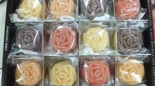 薔薇のお菓子(*^.^*)