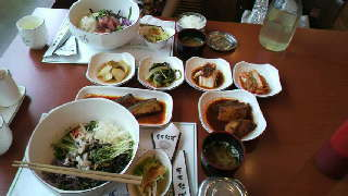 ビビンバ〜漢方〜焼肉ぅ