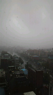 雨と霧!!