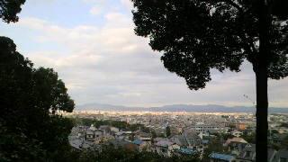 京都鈴虫寺にて!