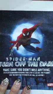 続・NY「スパイダーマン」